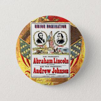 Union Nomination 2 - Button