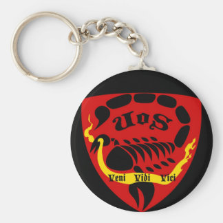 Union of Supervillains Key Chain