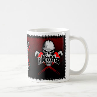 Union Pipefitter Coffee Mug