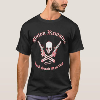 Union Remains Pirate T-Shirt