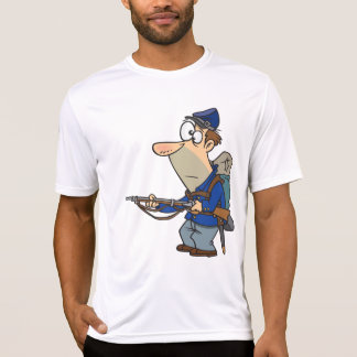 Union Soldier Mens Active Tee