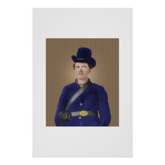 Union Soldier Poster