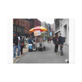 Union Square, New York City, USA Canvas Print