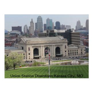 Union Station # 1 Postcard