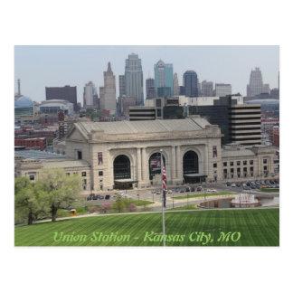 Union Station # 2 Postcard