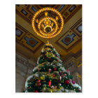 Union Station Christmas Tree Kansas City, Missouri Postcard