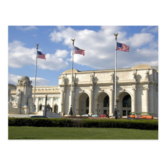 Union Station in Washington, D.C. Postcard