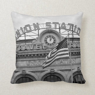 Union Station Pillow