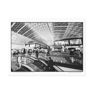 Union Station- Washington, DC- Shops Canvas Print