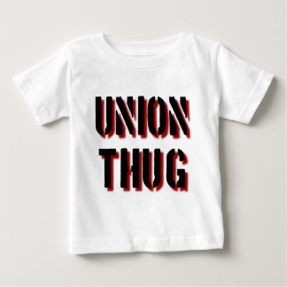 Union Thug Baby T-Shirt
