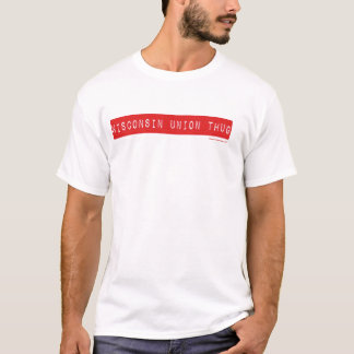 Union Thug Front / Walker Zero Back T-Shirt