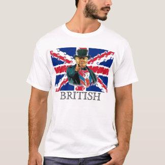 UnionJack. BRITISH T-Shirt