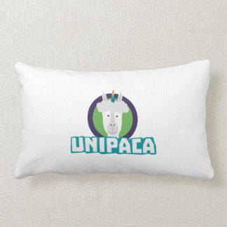 Unipaca Unicorn Alpaca Z67aj Lumbar Pillow