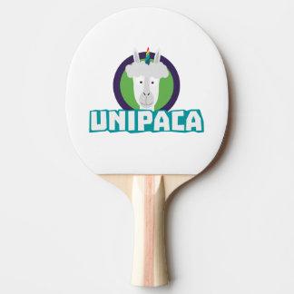 Unipaca Unicorn Alpaca Z67aj Ping Pong Paddle
