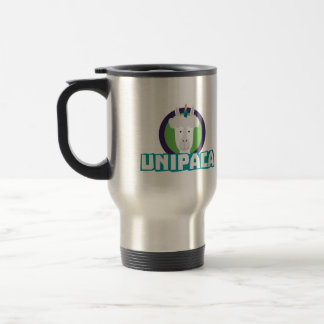 Unipaca Unicorn Alpaca Z67aj Travel Mug