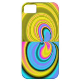 Unique abstract pattern iPhone 5 case