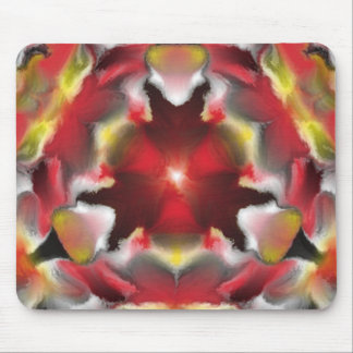 Unique abstract pattern mouse pad