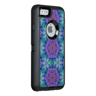 Unique Abstract Pattern OtterBox Defender iPhone Case