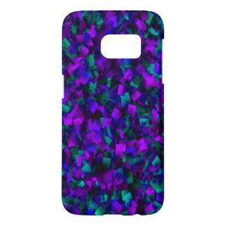 Unique Amethyst and Emerald Galaxy S7 Case