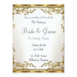 Unique and Elegant   Wedding Invitation