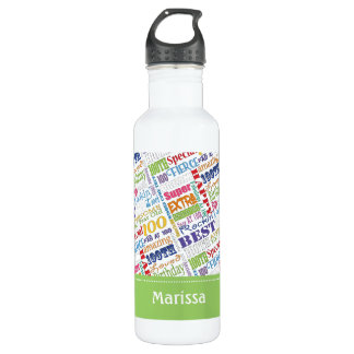 Unique And Special 100th Birthday Party Gifts 710 Ml Water Bottle