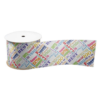 Unique And Special 100th Birthday Party Gifts Satin Ribbon