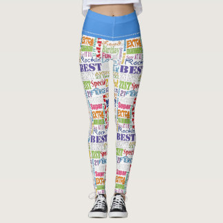 Unique And Special 21st Birthday Party Gifts Leggings