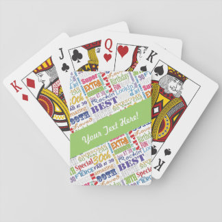 Unique And Special 30th Birthday Party Gifts Playing Cards