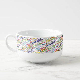 Unique And Special 35th Birthday Party Gifts Soup Mug