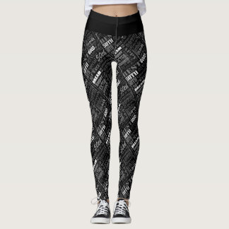 Unique And Special 50th Birthday Party Gifts Leggings