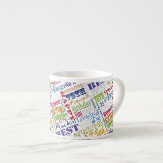 Unique And Special 75th Birthday Party Gifts Espresso Cup