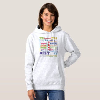 Unique And Special 75th Birthday Party Gifts Hoodie