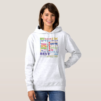 Unique And Special 80th Birthday Party Gifts Hoodie