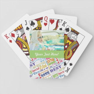 Unique And Special 80th Birthday Party Gifts Playing Cards