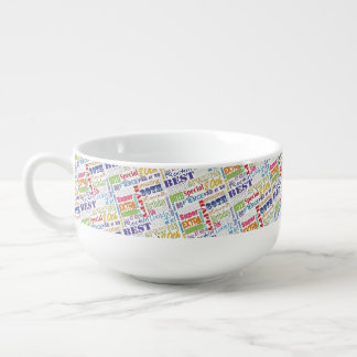 Unique And Special 80th Birthday Party Gifts Soup Mug