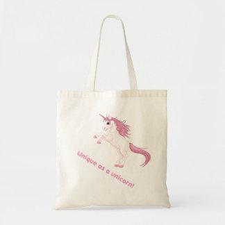 Unique as a unicorn beautiful tote! tote bag
