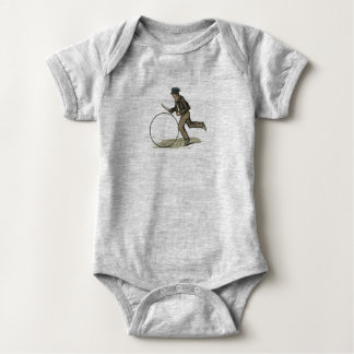 Unique baby clothes, awesome baby shower gift baby bodysuit