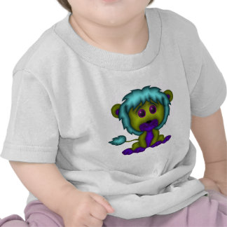 Unique Baby Lion Cartoon Tshirts