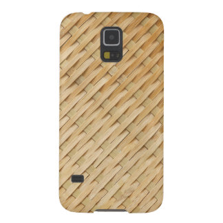 Unique Bamboo Rattan - Zen Nature Stylish Texture Galaxy S5 Covers