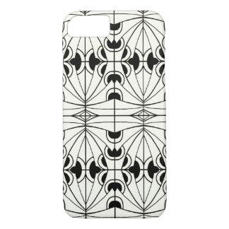 Unique black and white design iPhone 8/7 case