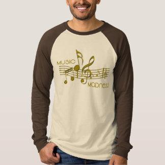 Unique Black Gold Music Lovers Long Sleeve T-Shirt
