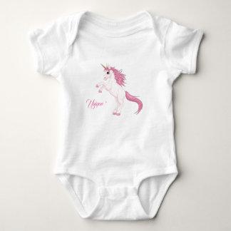 Unique bodysuit with gorgeous unicorn!
