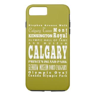 Unique Calgary, Alberta Gift Idea iPhone 7 Plus Case