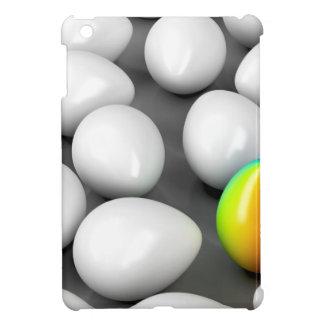 Unique colorful egg iPad mini cover