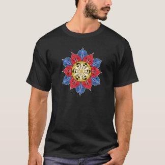 Unique Creative Flower T-Shirt