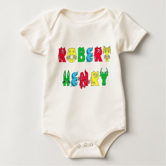 Unique Custom Baby Gift T-Shirt