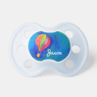 Unique Customizable Artisitic Boy or Girl Pacifier