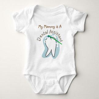 Unique Dental Assistant Gifts Baby Bodysuit