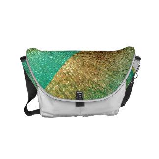 Unique Designer Glitzy Rickshaw Bag For Women Courier Bags