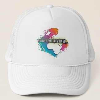 Unique Earth Day Trucker Hat